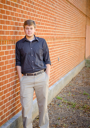 Senior Portraits by bryan ballew photography